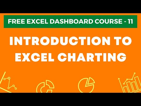 Excel Dashboard Course #11- Introduction to Excel Charting ...