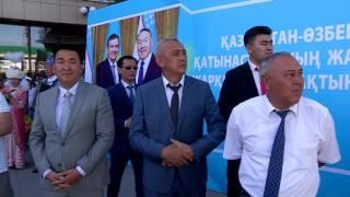 Новый поезд Астана-Самарканд имеет остановку в Шымкенте