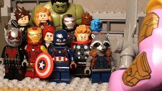 LEGO AVENGERS ENDGAME (PARODY)