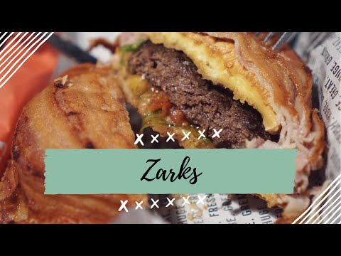 Zarks Signature Burger Steak Rice | Taste For Excitement