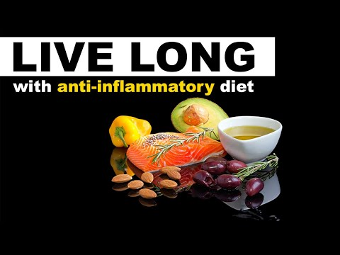 Anti-Inflammatory Diet Which Will Help you to Live Longer | Healthfolks