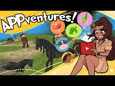 Apples for Horse Friends! 🌿 Horse Paradise: My Dream Ranch 🌟 APPventures