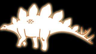 Stegosaurus - Dermal Plates