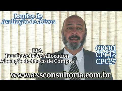 Avaliação Patrimonial - PPA, Recuperação Judicial e Demonstrações Contábeis Avaliação Patrimonial Inventario Patrimonial Controle Patrimonial Controle Ativo