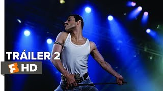 Bohemian Rhapsody - Tráiler Oficial #2 (Sub. Español)