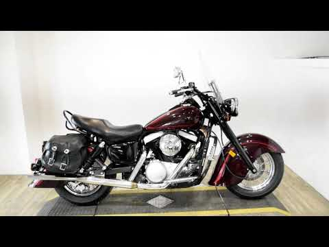 1999 Kawasaki Vulcan Drifter 1500 in Wauconda, Illinois - Video 1