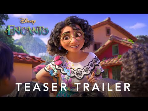 Disney's Encanto Drops Teaser Trailer and My Latina Heart Is Already in Love