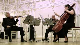 Komitas Quartet. 90-летие в Санкт-Петербурге.
