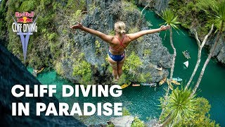 The Winning Cliff Dives From Red Bull Cliff Diving 2019 Philippines