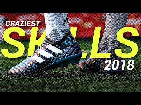 Craziest Football Skills & Goals 2018
