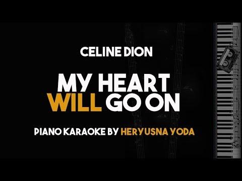 My Heart Will Go On (Piano Karaoke) - Celine Dion