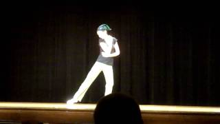 Rachel Interpretive Dance
