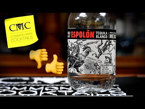 Affordable Tequila 🇲🇽 Espolón Blanco Tequila Tasting – Compared Against Hornitos