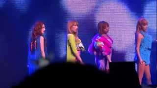 2NE1 HATE YOU New Evolution L.A. Part 19/23