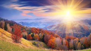 GOOD MORNING MUSIC ➤ Boost Positive Energy ➤ Peaceful Healing Meditation Music 528Hz