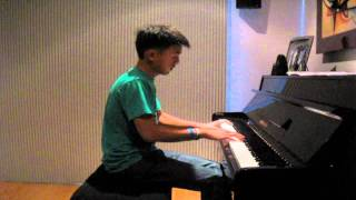 Chester See, KevJumba, & Ryan Higa - Nice Guys Piano Cover