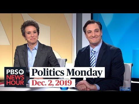 Amy Walter and Domenico Montenaro on 2020 Democrats' 'volatility,' impeachment politics