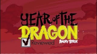 """Year Of The Dragon!"" - An Angry Birds Animation Special!"