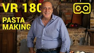 How to Make Pasta | VR180丨Gennaro Contaldo | Part 1