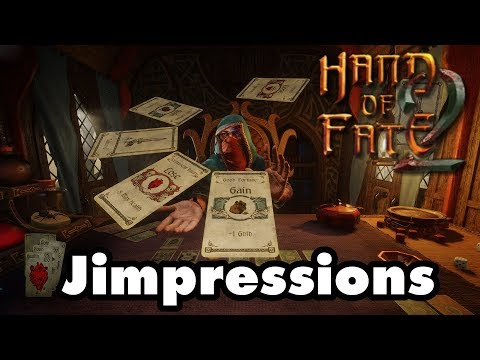 Hand Of Fate 2 – Card Rock Cafe (Jimpressions) video thumbnail