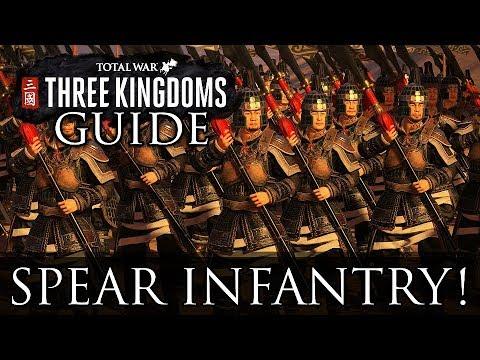 ALL SPEAR INFANTRY! - Total War: Three Kingdoms Beginner's Guide