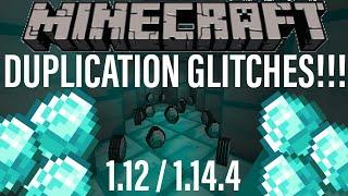 minecraft duplication glitch xbox one 2019 bedrock edition