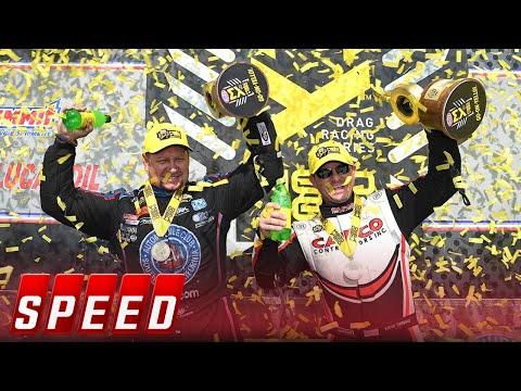 Robert Hight, Steve Torrence win at the Heartland Nationals   2019 NHRA DRAG RACING