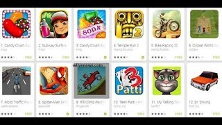 Hack any game on Android,How to hack any game,How to hack all games by (technical spy)