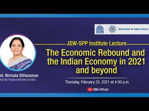 JSW-SPP Institute Lecture