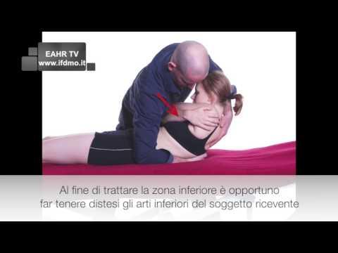 Dolore al collo e parte posteriore della testa esercita osteocondrosi