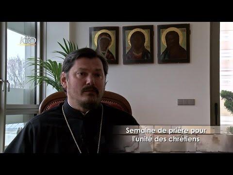 Mgr Nestor - Semaine pour l'unité des chrétiens 2017