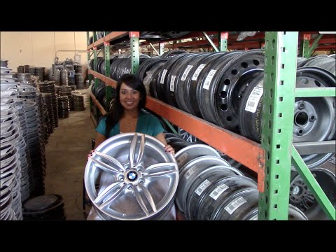 Factory Original BMW X3 Rims & OEM BMW X3 Wheels – OriginalWheel.com