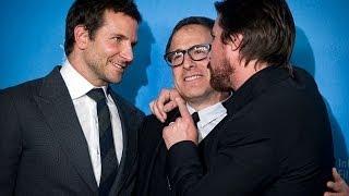 Christian Bale & Bradley Cooper the 64th annual Berlin Film Festival! | Feb 2014