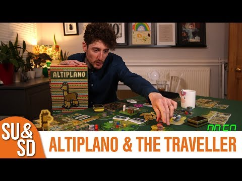 Shut Up & Sit Down reviews: ALTIPLANO & The Traveller expansion