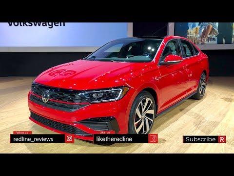 2019 Volkswagen Jetta GLI – Redline: First Look – 2019 CAS