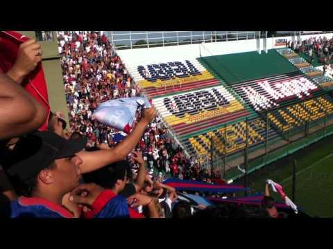 """Entrada de la Barra y salida de TIGRE vs Banfield"" Barra: La Barra Del Matador • Club: Tigre"