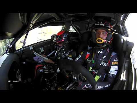 WRC 2021 第5戦ラリー・イタリア 土曜日ハイライト動画2/2