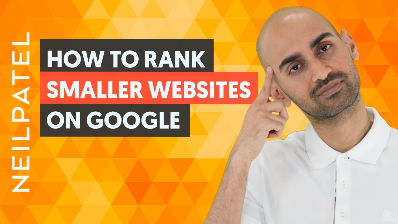 How to Rank Smaller Websites on Google in 2020 (FAST)