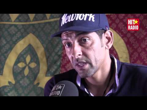 Interview exclu avec Darga - L'Boulevard 2015 m3a HIT RADIO