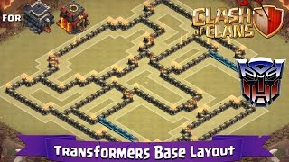 fun base layout for TH9 and TH10 - 123Vid