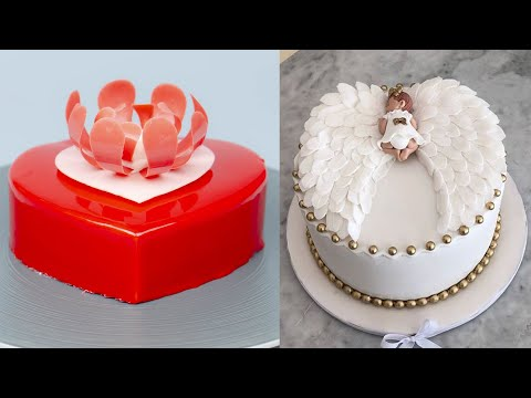 Top 10 Fancy Cake Decorating IDeas   Amazing Birthday Cake Tutorial For Beginners