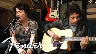 "The Ettes Perform ""You Were There"" 