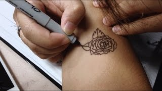 Getting Tattoos in Class | Ep. 5