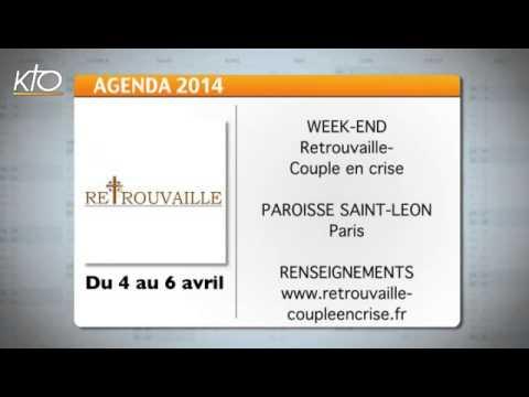 Agenda du 17 mars 2014