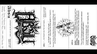 ABSU - And Shineth Unto The Cold Cometh 1995 Cassette Promo