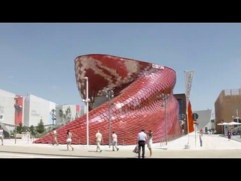 Vanke Pavilion Expo 2015 Milano