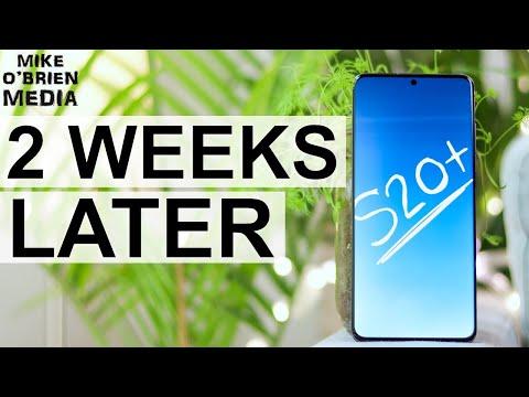 External Review Video tozBBZBroeg for Samsung Galaxy S20 Smartphone