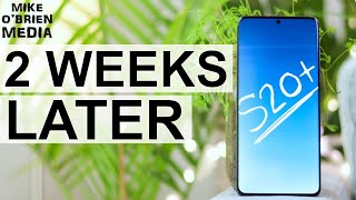 Galaxy S20+ (Problems and Best Features after 2 Weeks of Daily Use) - Samsung Galaxy S20 / S20+