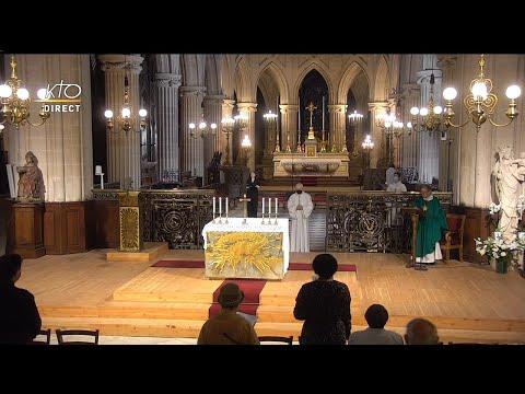Messe du 19 juin 2021 à Saint-Germain-l'Auxerrois