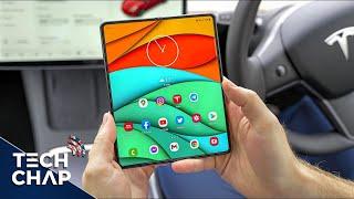 Samsung Galaxy Z Fold 3 - 10 BEST Tips & Tricks!